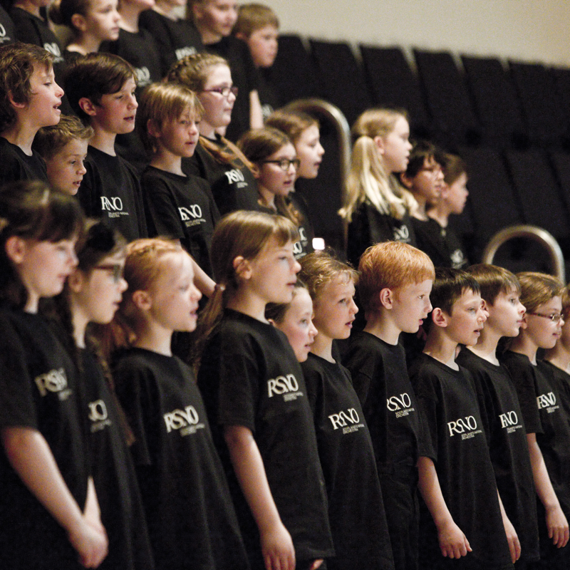 RSNO Junior Chorus - Training Choir