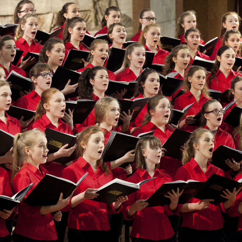 NYCoS National Girls Choir