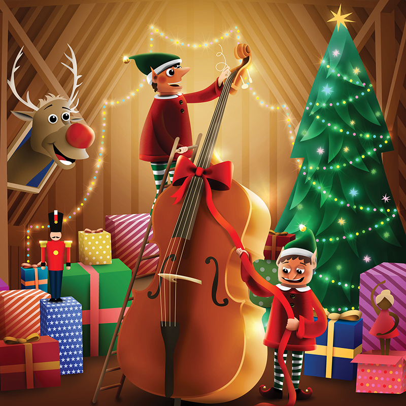 Children's Classic Concerts: Santa's Workshop