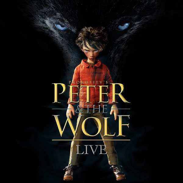 Peter & the Wolf Live