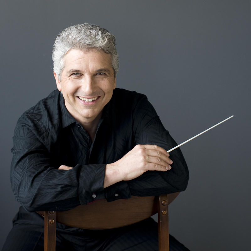 Symphony, Soup and a Sandwich: Peter Oundjian and Friends