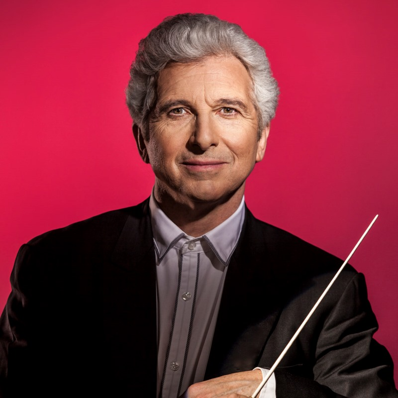 Oundjian Conducts Mahler Nine