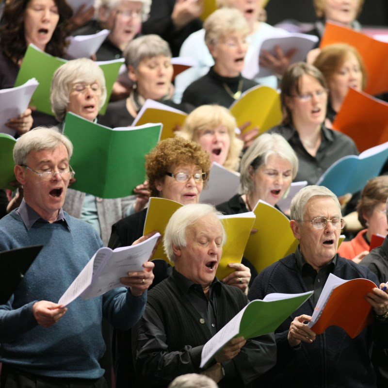 RSNO Singing Day: Brahms' Requiem