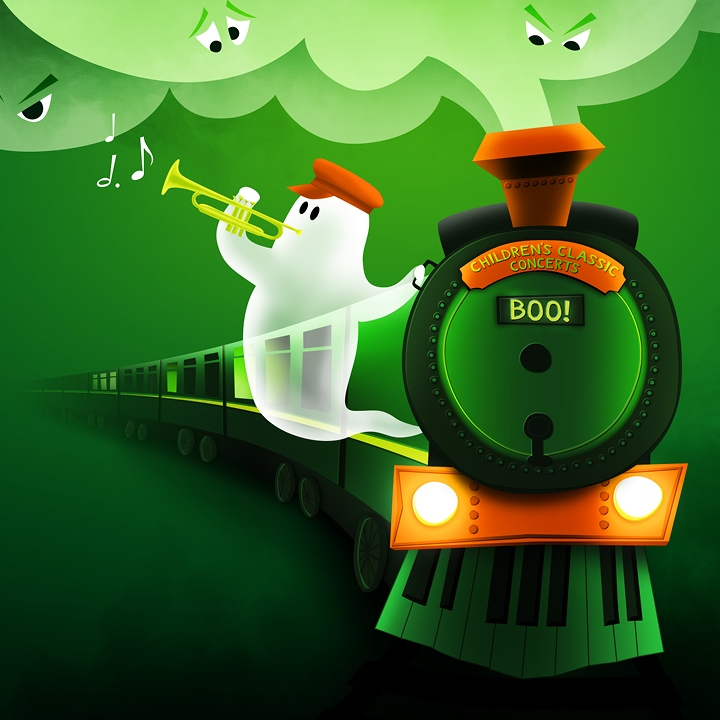Children's Classic Concerts: Ghost Train