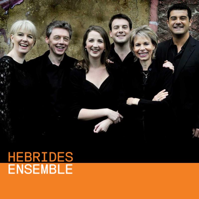 Hebrides Ensemble: Bernstein 100: Piano Trio