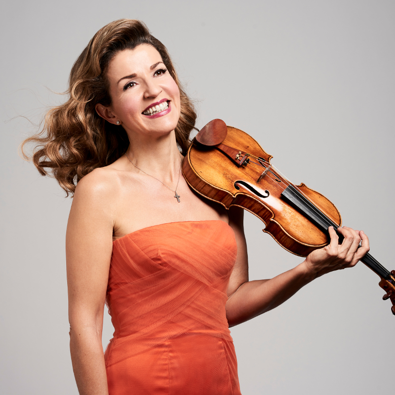 Anne-Sophie Mutter in Concert