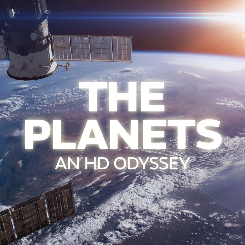 Sunday Classics: The Planets – An HD Odyssey
