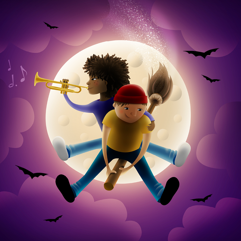 Children's Classic Concerts: Broomstick Ride