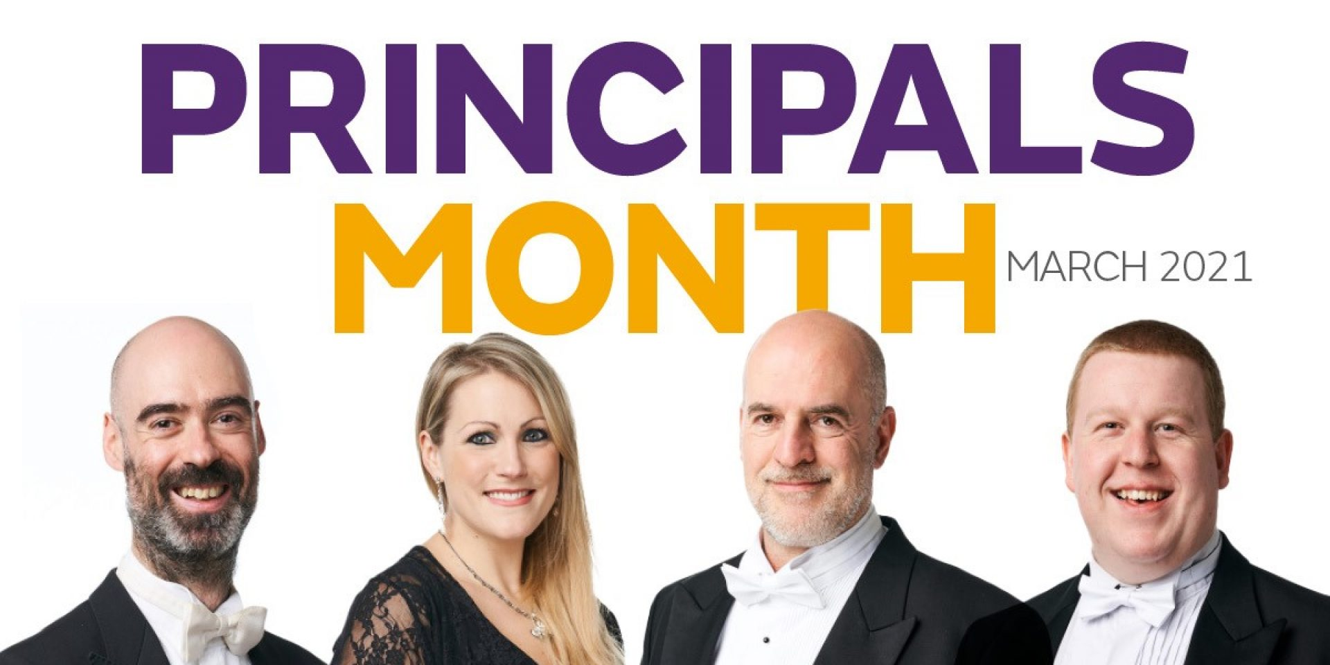 Presenting: RSNO Principals Month – Four weeks of FREE music education and performance content
