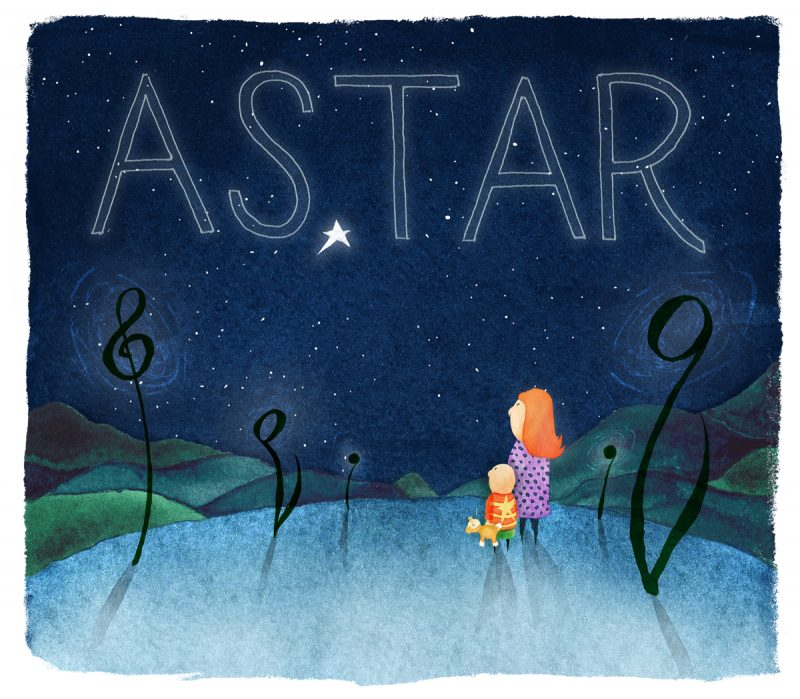 Astar – music for every baby in Scotland