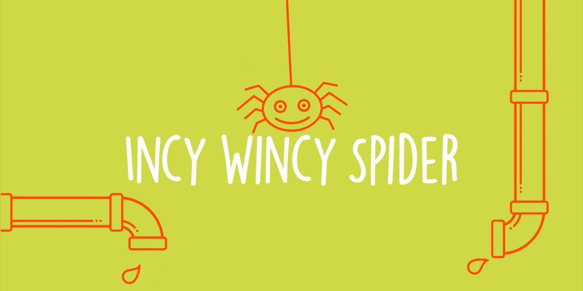 Nursery Sounds: Incy Wincy Spider