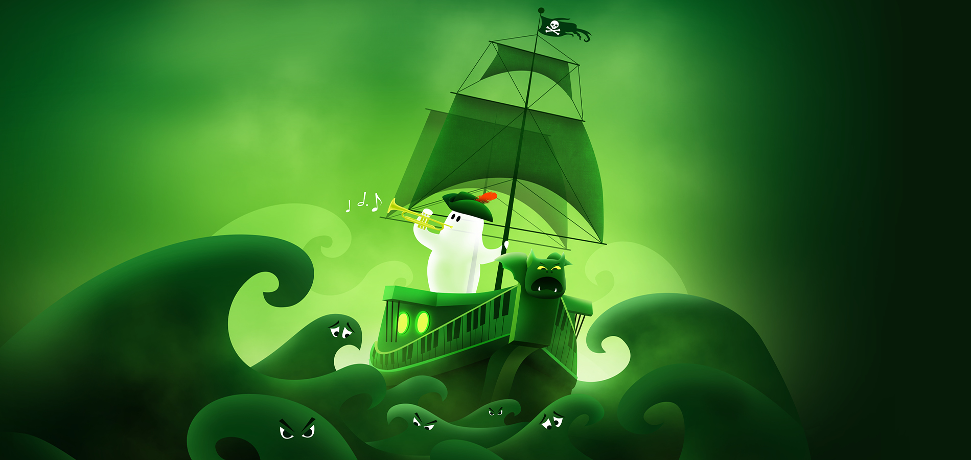 Children's Classic Concerts: Ghost Ship