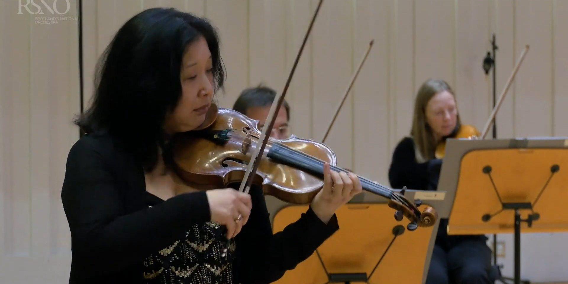 Chevalier de Saint-Georges – Violin Concerto in A Major