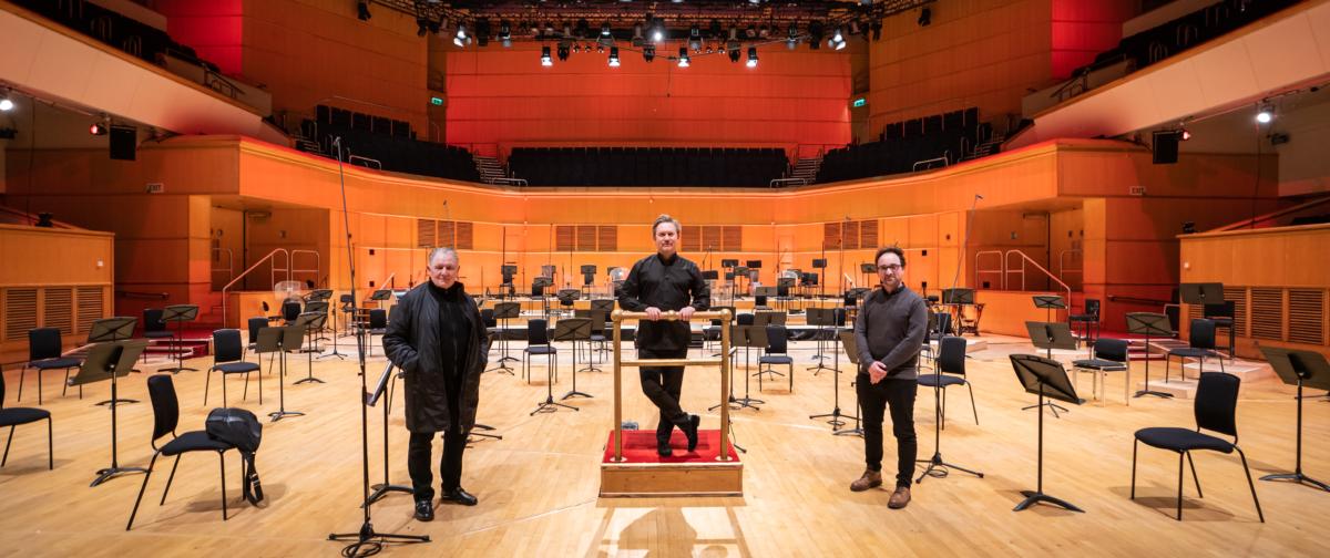 World Premiere of Music for Clydebank Blitz Memorial