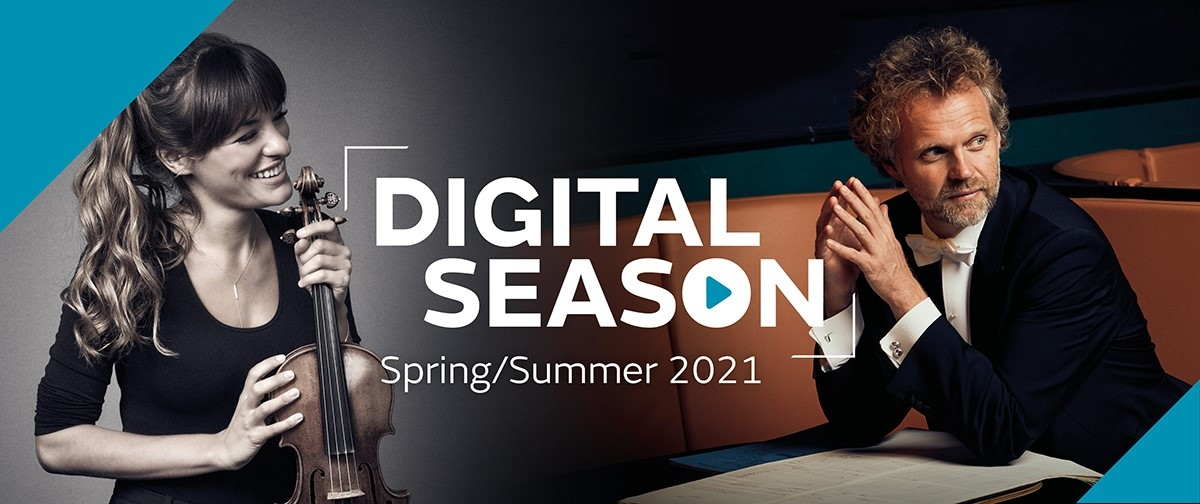 RSNO and Thomas Søndergård announce three-year contract extension for Music Director at launch of Spring/Summer Digital Season